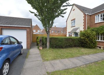 Thumbnail 3 bedroom end terrace house for sale in Byron Close, Walton Cardiff, Tewkesbury, Gloucestershire