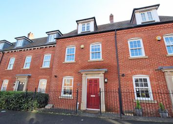 Thumbnail 4 bed terraced house for sale in Greenkeepers Road, Great Denham, Bedfordshire