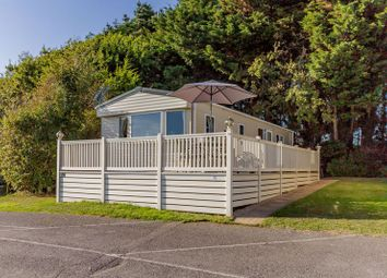 Thumbnail 2 bed lodge for sale in Shorefield Road, Shorefield Country Park, Downton, Lymington