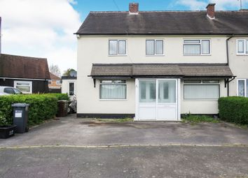 4 bed semi-detached house for sale in Lyndon Croft, Marston Green, Birmingham B37
