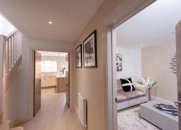 Thumbnail 3 bed semi-detached house for sale in Hackwood Road, Basingstoke