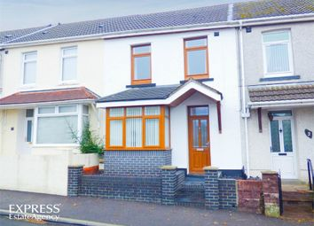Thumbnail 4 bed terraced house for sale in Broniestyn Terrace, Hirwaun, Aberdare, Mid Glamorgan