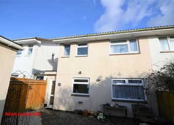 Thumbnail 3 bed semi-detached house for sale in Killyvarder Way, St Austell, Cornwall