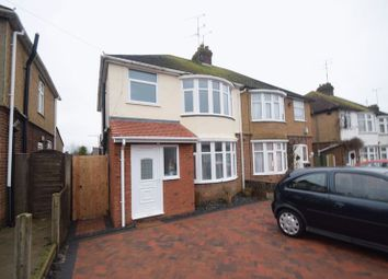 Thumbnail 2 bed maisonette to rent in Warden Hill Road, Luton