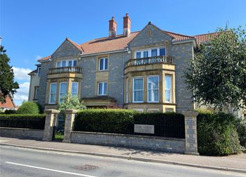 Thumbnail 2 bed flat for sale in Somerton Road, Street