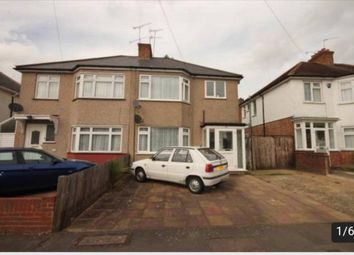 Thumbnail 2 bed flat to rent in Canterbury Road, North Harrow, Harrow