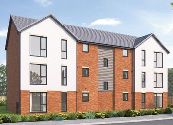 "Thumbnail 2 bed flat for sale in ""The Milford"" at Highfield Lane, Rotherham"