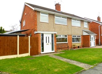 Thumbnail 3 bed semi-detached house for sale in Calder Way, Great Sutton, Ellesmere Port