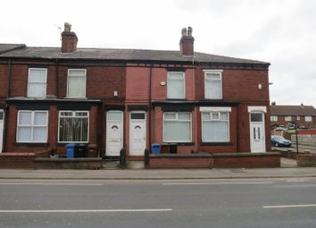 Thumbnail 2 bedroom terraced house to rent in Reddish Road, Reddish, Stockport
