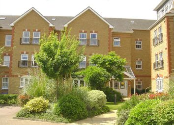 Thumbnail 1 bed flat for sale in Draper Close, Isleworth