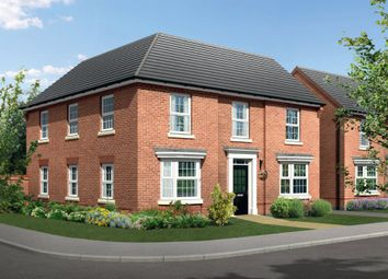 "Thumbnail 4 bed detached house for sale in ""Eden"" at Newton Road, Burton-On-Trent"