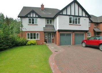 Thumbnail 4 bed detached house for sale in Belvedere Park, Neston, Cheshire