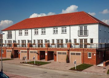 Thumbnail 4 bed town house for sale in Bulkhead Drive, Harbour Village, Fleetwood