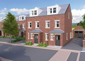 Thumbnail 3 bedroom semi-detached house for sale in Gordon Court, Shill Bank Lane, Mirfield