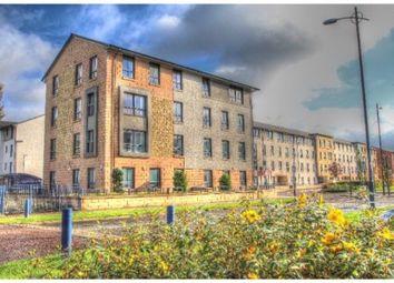 Thumbnail 1 bed flat to rent in Haughview Terrace, Oatlands, Glasgow