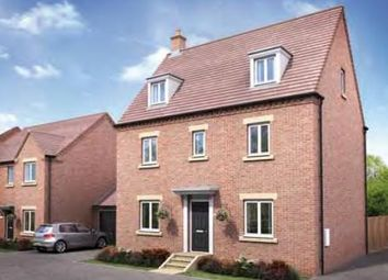 "Thumbnail 5 bedroom town house for sale in ""The Knebworth"" at Darrall Road, Lawley Village, Telford"