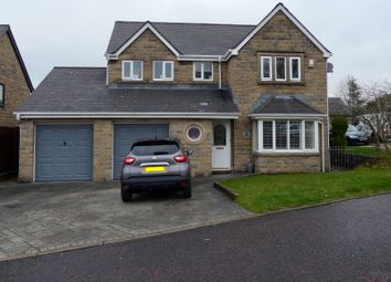 Thumbnail 4 bed detached house for sale in Alden Close, Helmshore, Rossendale