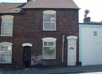 Thumbnail 3 bed terraced house to rent in Buxton Road, Luton