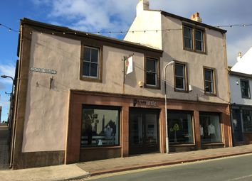 Thumbnail Retail premises for sale in 78-80 Crosby Street, Maryport