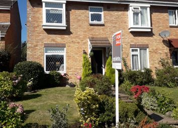 Thumbnail 3 bed semi-detached house for sale in Burnley Road, Newton Abbot