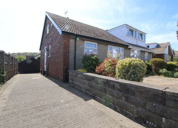 Thumbnail 2 bed semi-detached bungalow for sale in Sea View Close, Osgodby, Scarborough