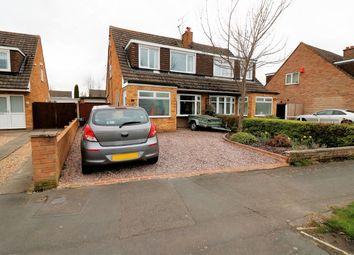 Thumbnail 3 bed semi-detached house for sale in Ripon Avenue, Little Sutton, Ellesmere Port