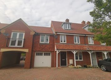 Thumbnail 3 bed town house to rent in Lundy Walk, Hailsham