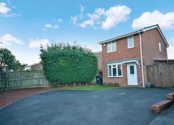 Thumbnail 2 bed detached house for sale in Beckbury Drive, Stirchley, Telford, Shropshire.
