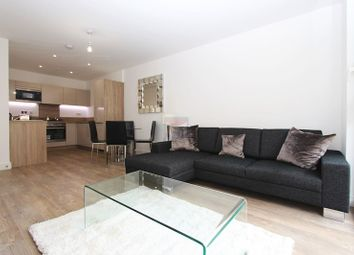 Thumbnail 1 bed property to rent in Greenland Place, Surrey Quays, London SE8, Surrey Quays