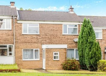 Thumbnail 3 bed terraced house for sale in Hipley Close, Holme Hall, Chesterfield, Derbyshire