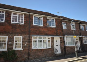 Thumbnail 2 bedroom terraced house to rent in Sheep Street, Petersfield