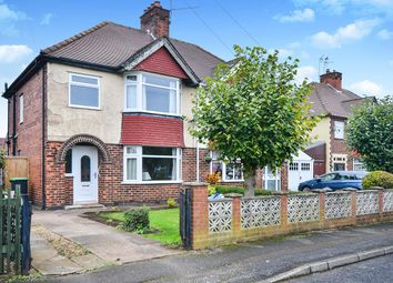 Thumbnail 3 bed semi-detached house for sale in Lime Tree Avenue, Kirkby-In-Ashfield, Nottingham, Nottinghamshire