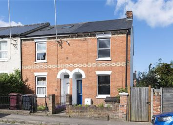 Thumbnail 3 bedroom end terrace house for sale in Hatherley Road, Reading, Berkshire