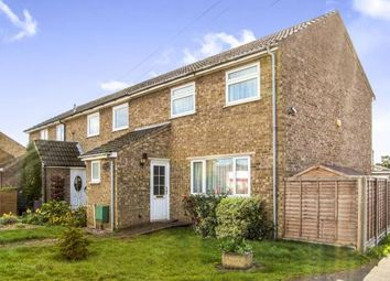 Thumbnail 3 bedroom end terrace house for sale in Mill Green, Warboys, Huntingdon, Cambridgeshire