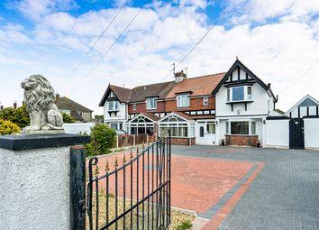 Thumbnail 4 bed semi-detached house for sale in Foryd Road, Kinmel Bay, Rhyl