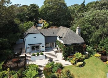 Thumbnail 5 bed detached house for sale in Treloyhan Manor Drive, St. Ives