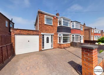 Thumbnail 3 bed semi-detached house for sale in Ashkirk Road, Normanby