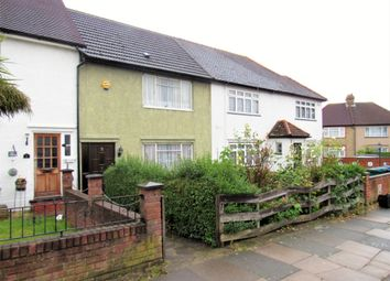 Thumbnail 3 bed terraced house for sale in Goldsmith Avenue, Kingsbury