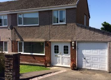 Thumbnail 3 bed semi-detached house for sale in Cross Lane, Whitehaven
