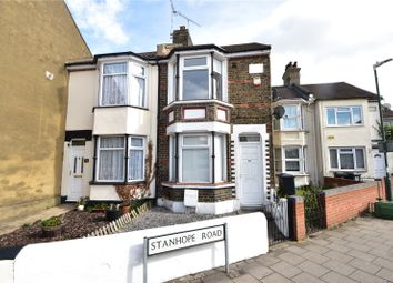 Thumbnail 2 bedroom terraced house for sale in High Street, Swanscombe, Kent