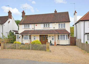 Thumbnail 4 bed detached house for sale in 51 Beech Avenue, Radlett, Hertfordshire