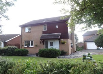 Thumbnail 4 bed detached house for sale in Freshfields, Lea, Preston