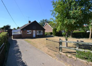 Thumbnail 3 bed detached bungalow for sale in Hythe Road, Methwold, Thetford