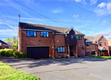 Thumbnail 5 bed detached house for sale in Gorse Hill, Anstey