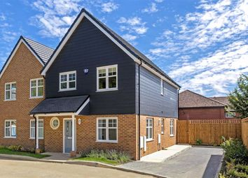 Thumbnail 3 bed semi-detached house for sale in Cambridge Road, Puckeridge, Hertfordshire
