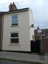Thumbnail 2 bed end terrace house to rent in Tennyson Road, Lowestoft