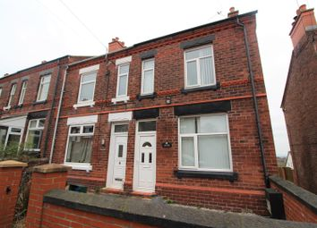 Thumbnail 2 bed end terrace house to rent in Park Road, Tanyfron, Wrexham