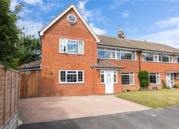 Thumbnail 4 bed semi-detached house for sale in Blenheim Close, Meopham, Kent