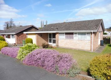 Thumbnail 2 bed detached bungalow for sale in Forest Close, Cuddington, Northwich