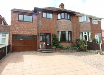 Thumbnail 4 bed property for sale in Burgh Road, Bradwell